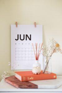 Organiza tu calendario editorial